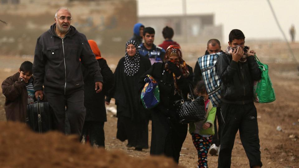 Islamic State,Mosul,Iraqi Army