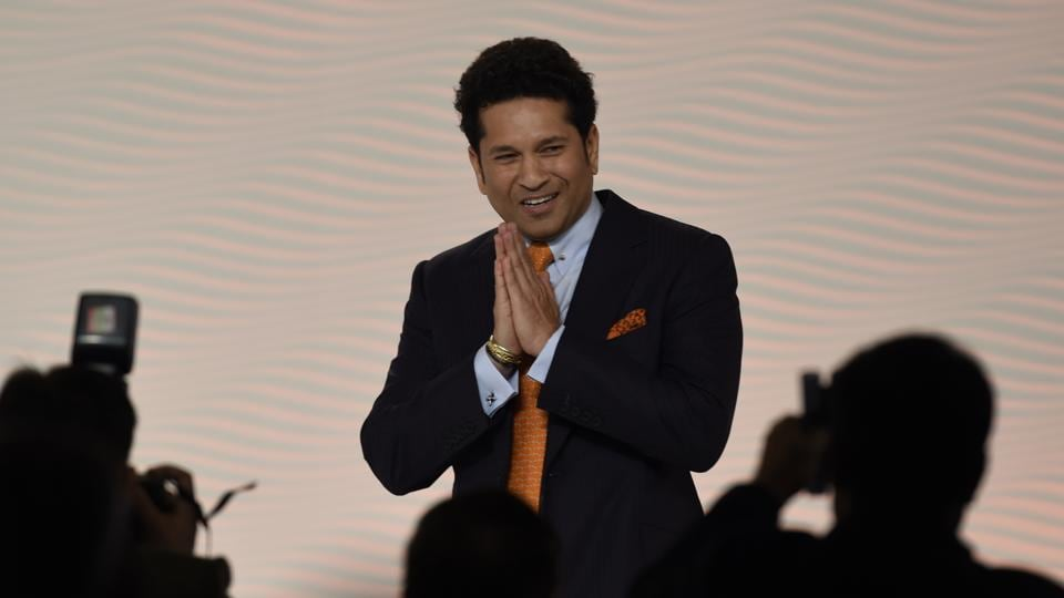 Sachin Tendulkar was incisive in his comments left the audience at the Hindustan Times Leadership Summit captivated onSaturday with anecdotes from his cricket career and insights into his endeavours outside the playing field now. He suggested definitive ways to improve support for Test cricket and to prepare  Indian players for overseas tours. (Gurinder osan/HTPhoto)