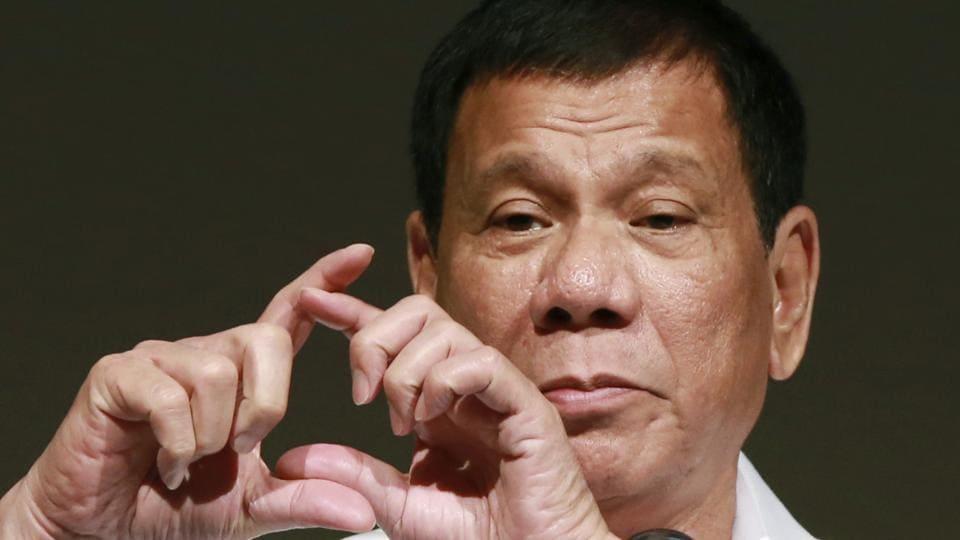Donald Trump,Rodrigo Duterte,Philippines