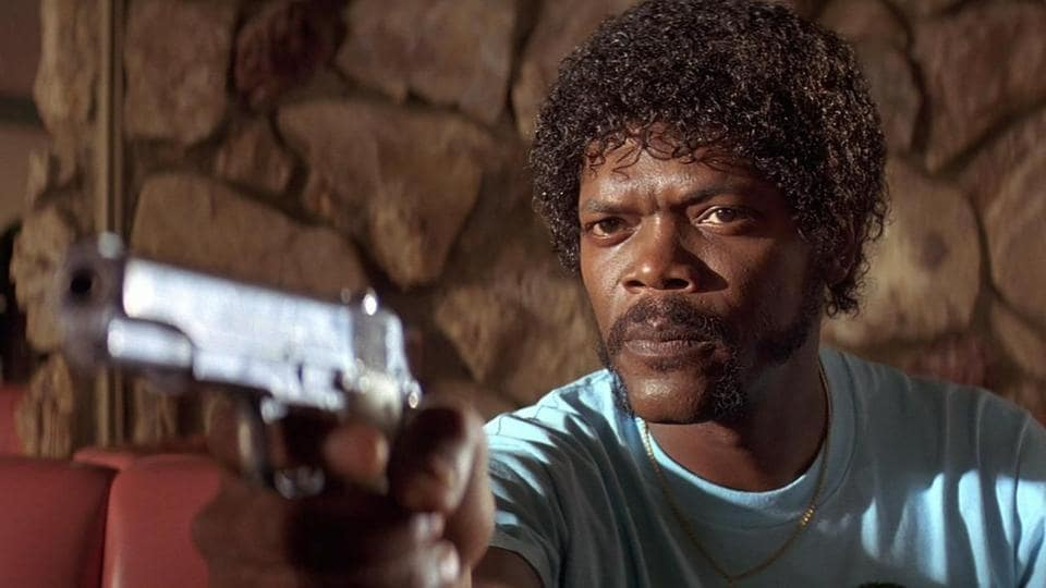 Pulp Fiction,Samuel Jackson,Dubai International Film Festival