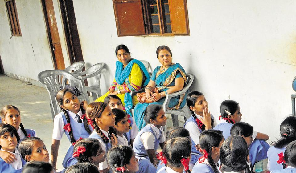 Indore,government run schools,school education