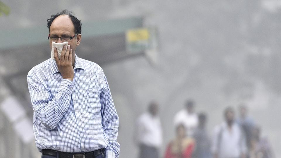 Greenpeace,Air pollution in India,China