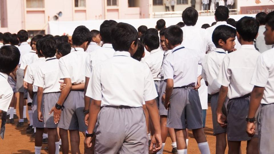 A Class 10 student in Odisha's Ganjam district died after he fainted during a drill session.