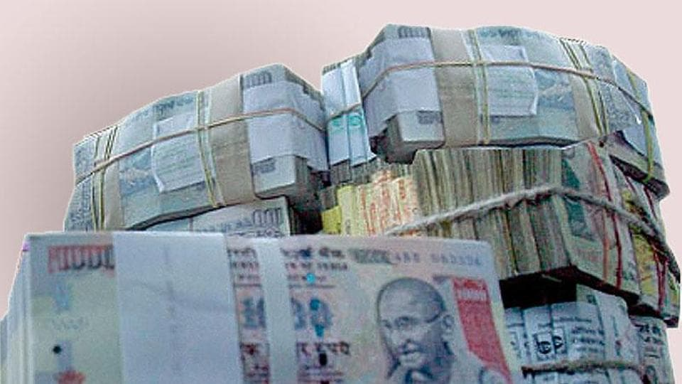 The Income Tax Department did not take into consideration the much-talked about Rs 13,860 crore declaration made by an Ahmedabad man.(File Photo)