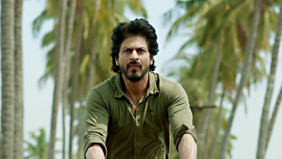 Dear Zindagi was SRK's first film with Gauri Shinde and Alia Bhatt.