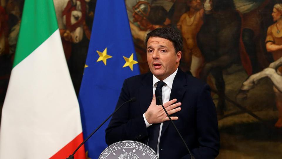 Italy PM Renzi quits after crushing defeat in ...