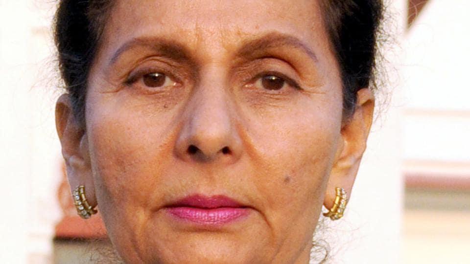 MLA Preneet Kaur has left the family bastion of Patiala urban seat for husband, Punjab Congress chief Captain Amarinder Singh.
