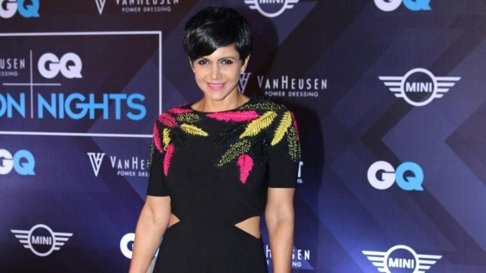 Mandira Bedi also showed up for the event. (IANS)