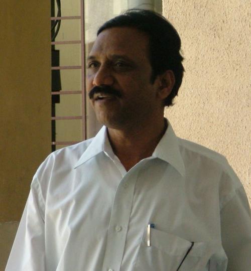 IAS officer Ramesh Thete