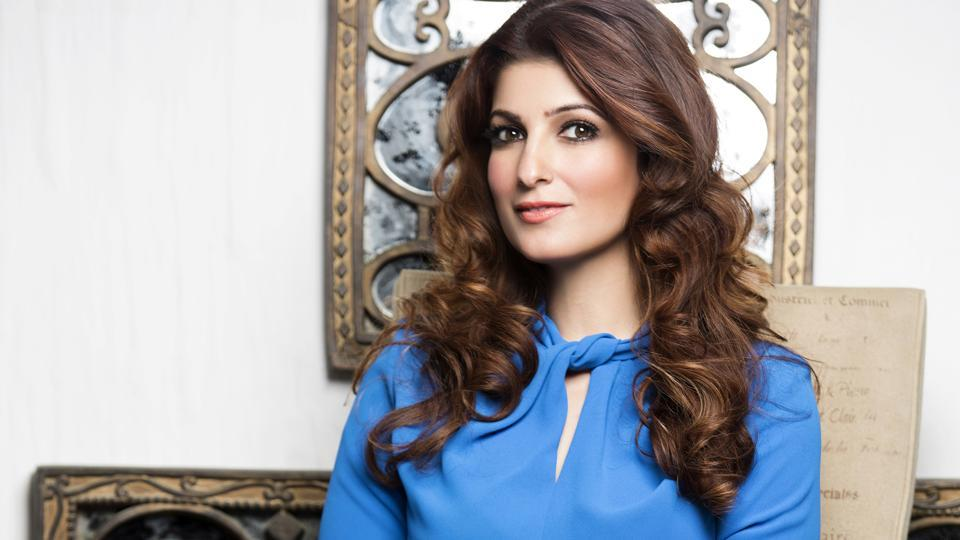 Twinkle Khanna is enjoying her new found success as a writer.
