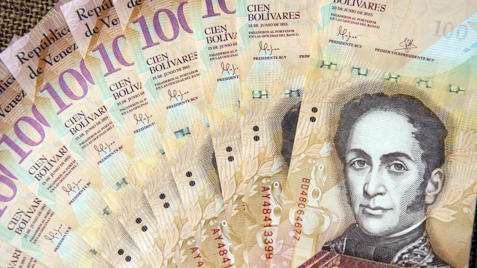 Venezuela To Print 20 000 Bolivar Bank Note To Tackle