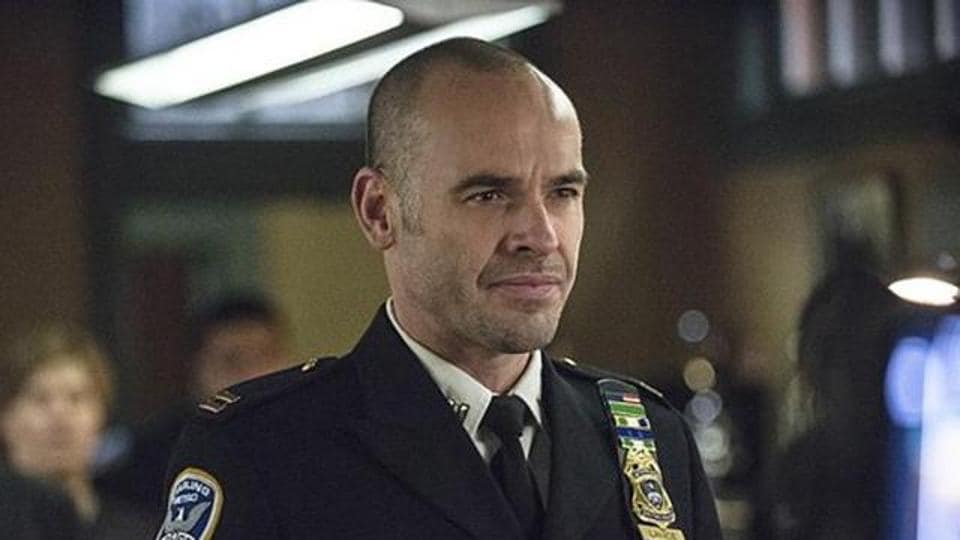 Captain Russell,Paul Blackthorne,Comic Con