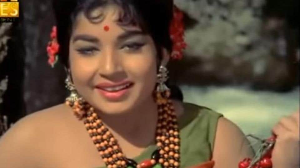 Jayalalithaa made her debut in the Hindi film industry opposite Dharmendra in 1968 with Izzat.