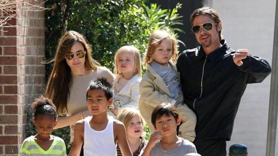 Angelina Jolie and Brad Pitt's kids: Shiloh, Maddox, Vivienne, Zahara, Knox and Pax will also continue their individual counselling.