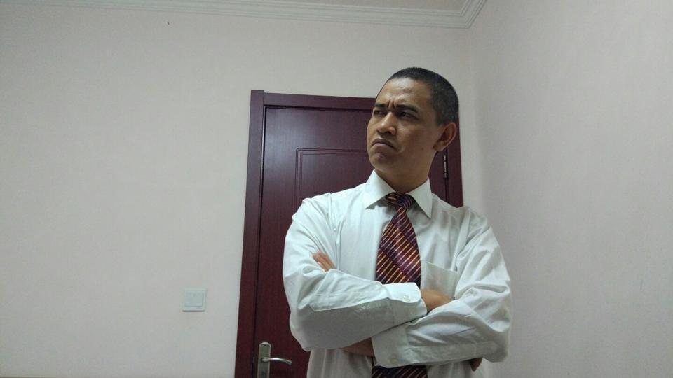 Barack Obama-lookalike,Xiao Jiguo,US president