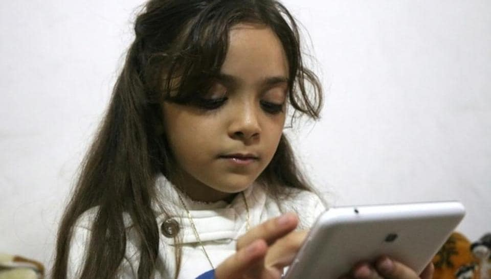 Bana and her mother Fatemah have garnered more than 211,000 followers by tweeting regular updates on battered Aleppo.