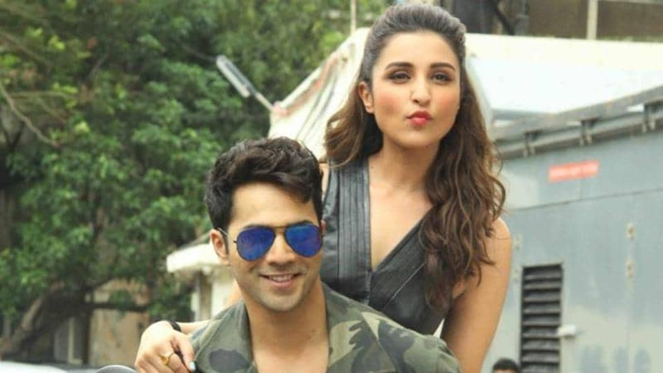 In an episodes of Koffee With Karan, Parineeti Chopra said that Varun is crazy and she shares a love-hate relationship with him.