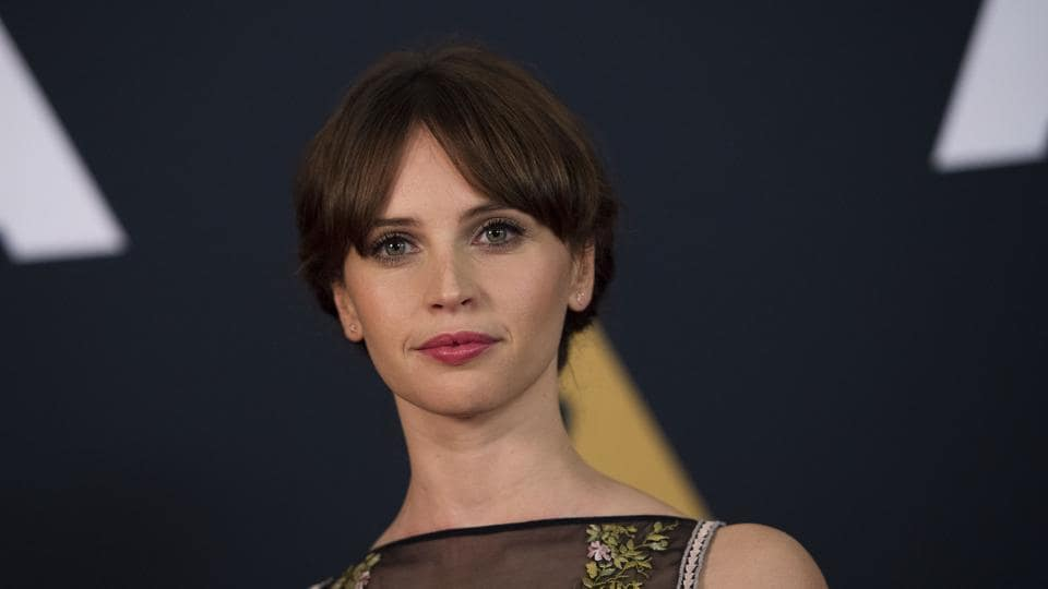 Actor Felicity Jones shared that she often found herself watching the singer's Lemonade to prepare for the role in Rogue One: A Star Wars Story.