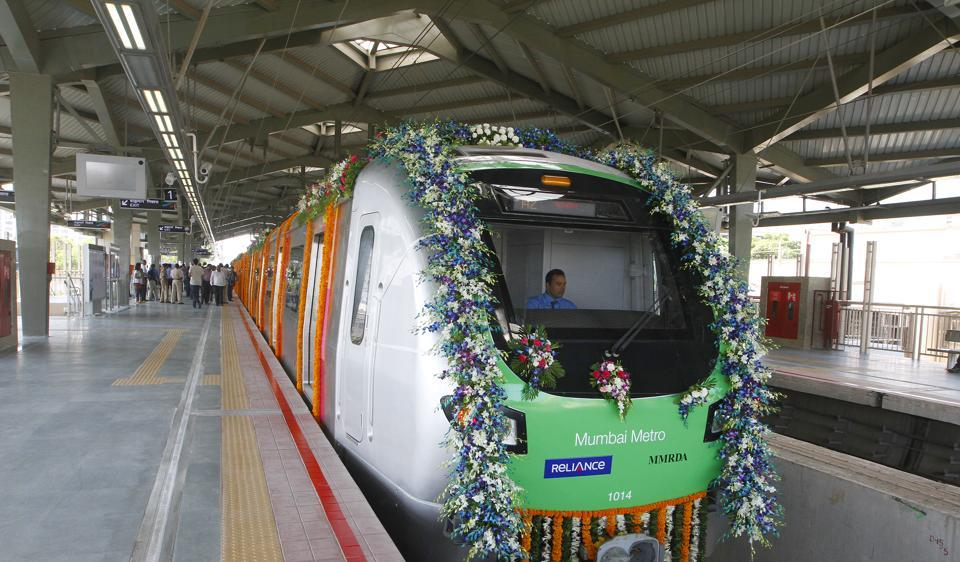 Integral Coach Factory, Chennai, that comes under the Indian Railways, is manufacturing the purple and white MUTP-II trains for Mumbai.