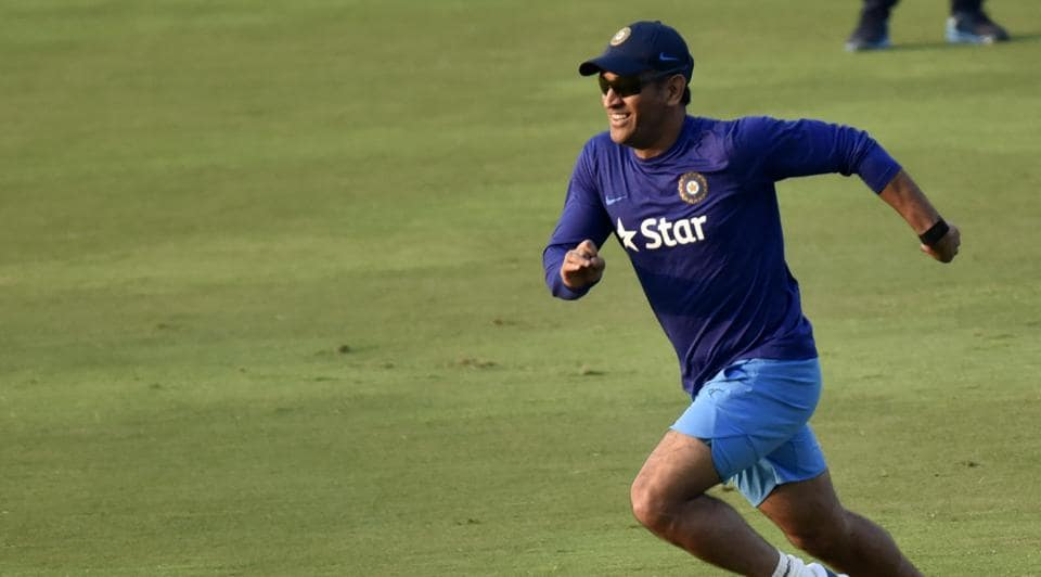 Mahendra Singh Dhoni has not for India since the 190-run win over New Zealand at Visakhatapatnam on October 29.