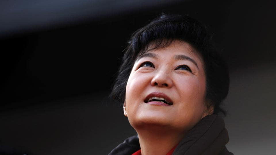 South Korea,Park Geun-hye,South Korean President