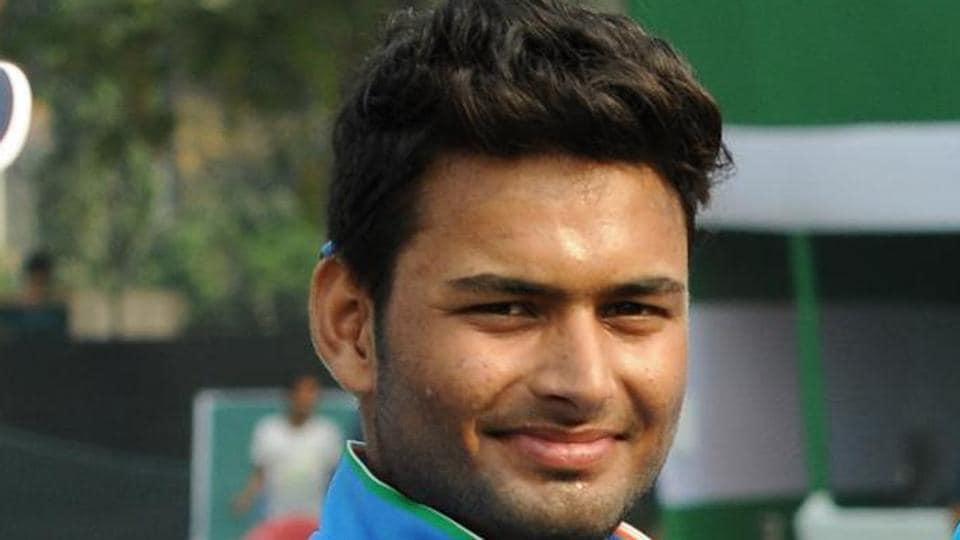 Rishabh Pant,Delhi,Ranji Trophy