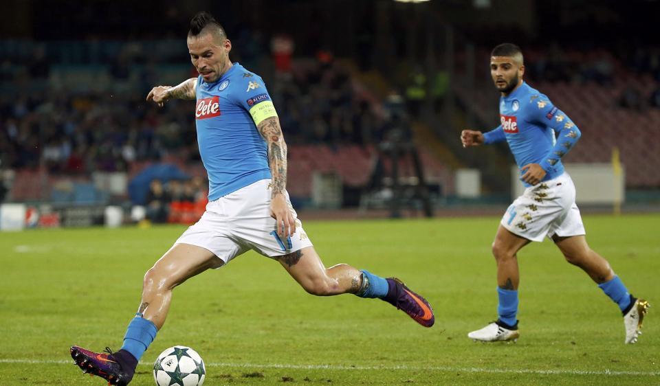 Napoli,Benfica,UefaChampions League