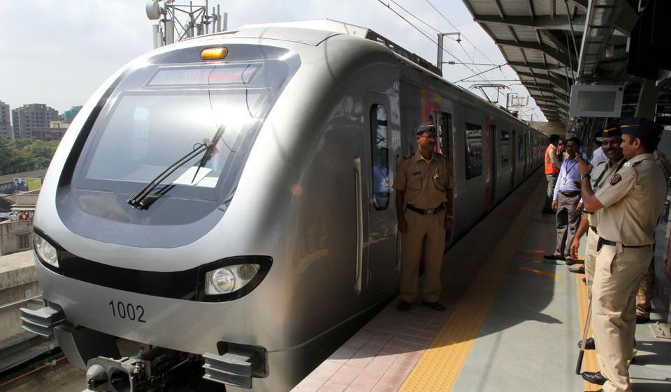 An underground corridor between Colaba and Bandra was first mooted in the Mumbai Metro Masterplan in 2004. The detailed project report was prepared by Rail India Technical and Economic Services in 2008 and the corridor was expected to be commissioned by 2016.