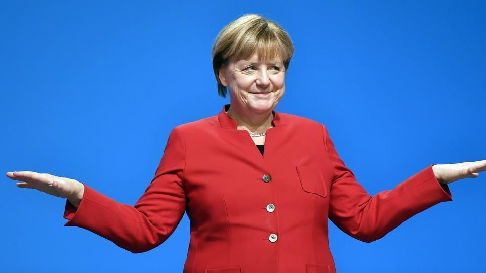 Angela Merkel,Burqa ban,Germany