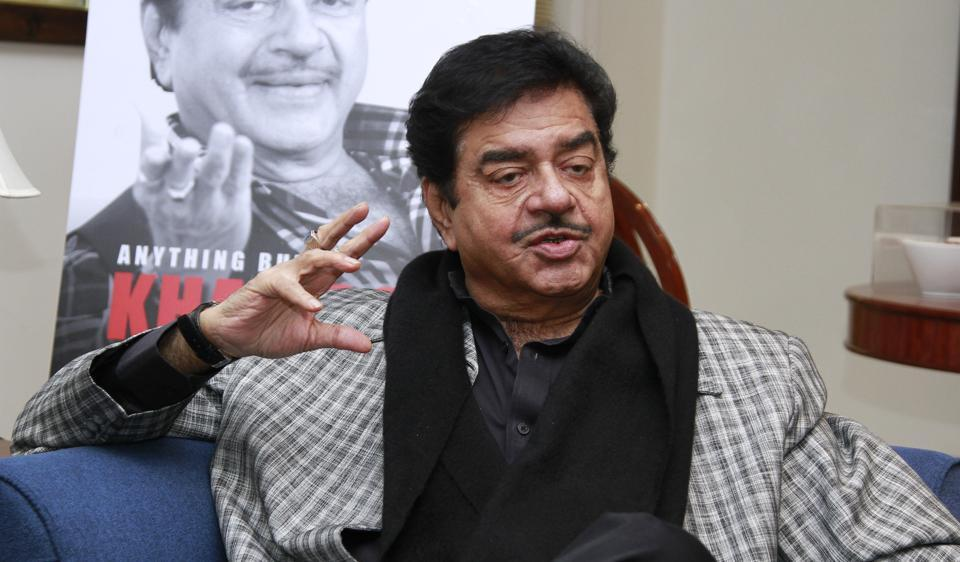 Actor and politician Shatrughan Sinha says Amma was a true role model.