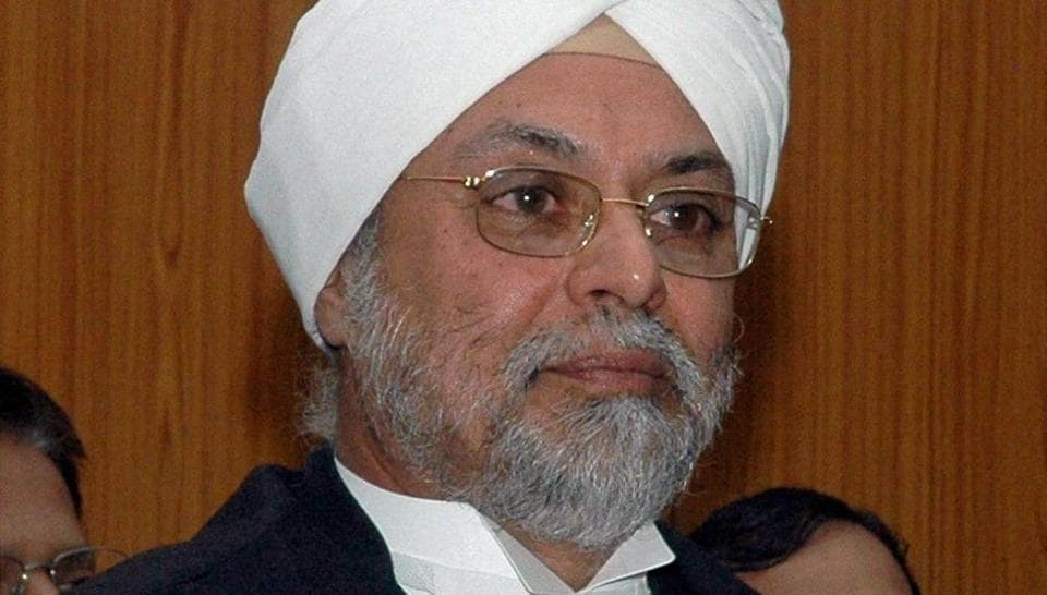 Justice JS Khehar will be the 44th Chief Justice of India.