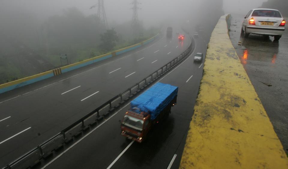 Mumbai-Pune expressway,Chickle,Ghansoli