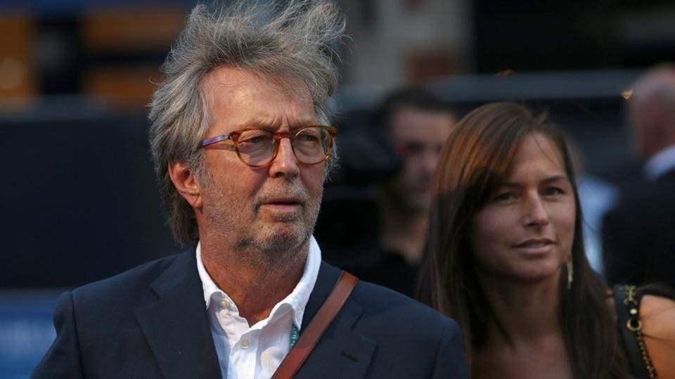Musician Eric Clapton wrote Layla, a song on unrequited love, which he wrote in 1970 for Pattie Harrison, who was then married to his friend George Harrison of the Beatles.