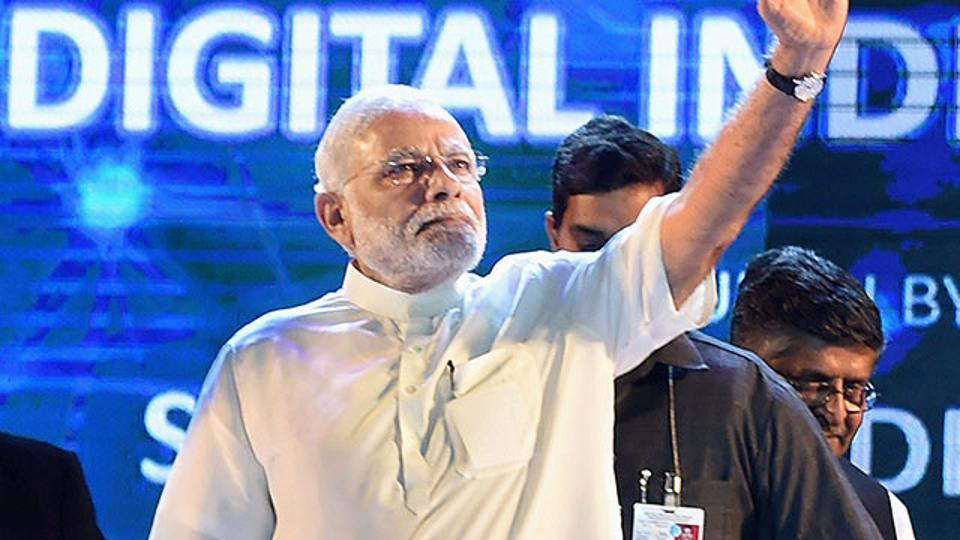 The law on transparency of rules should suit Prime Minister Narendra Modi's Digital India initiative