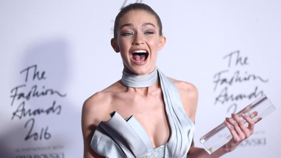 American supermodel Gigi Hadid , who has taken the fashion world by storm, now has another feather to decorate her illustrious cap: She bagged the International Model of the Year at the awards, beating her younger sister Bella and other fellow models like Kendall Jenner. (Reuters)