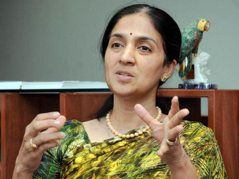 Months ahead of NSE's planned IPO, Chitra Ramkrishna shook the financial world by abruptly quitting as the MD & CEO of India's largest bourse on December 2.