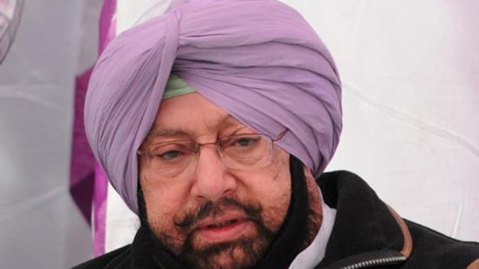 """Punjab Congress chief Captain Amarinder Singh has brought in the criteria of """"no swap"""" only for general seats."""