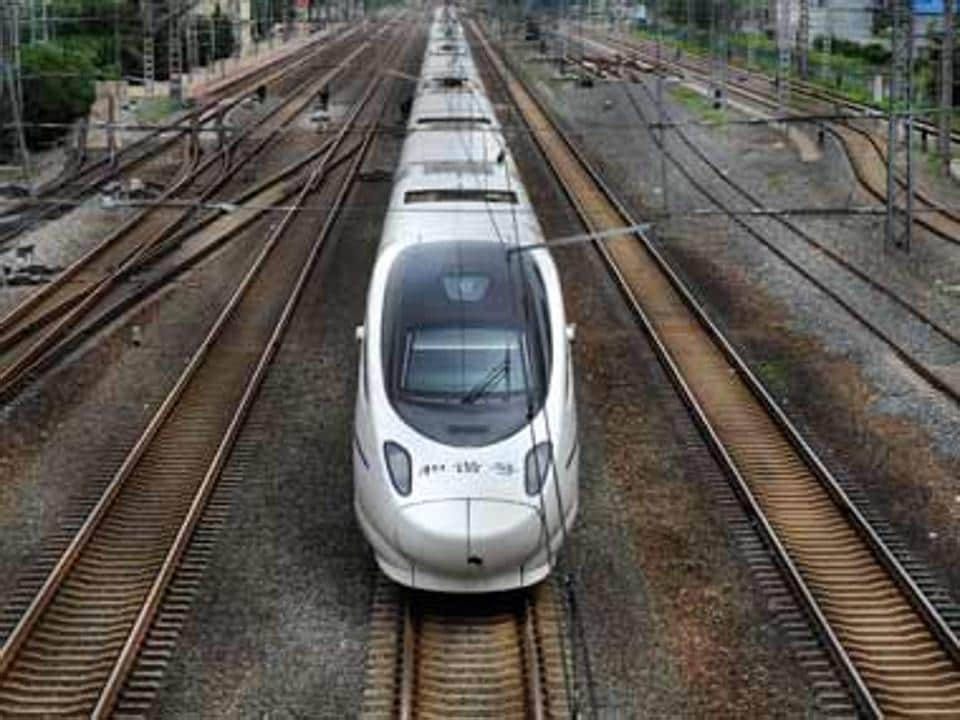 A high speed 92 km railway link has been cleared between Delhi and Meerut.