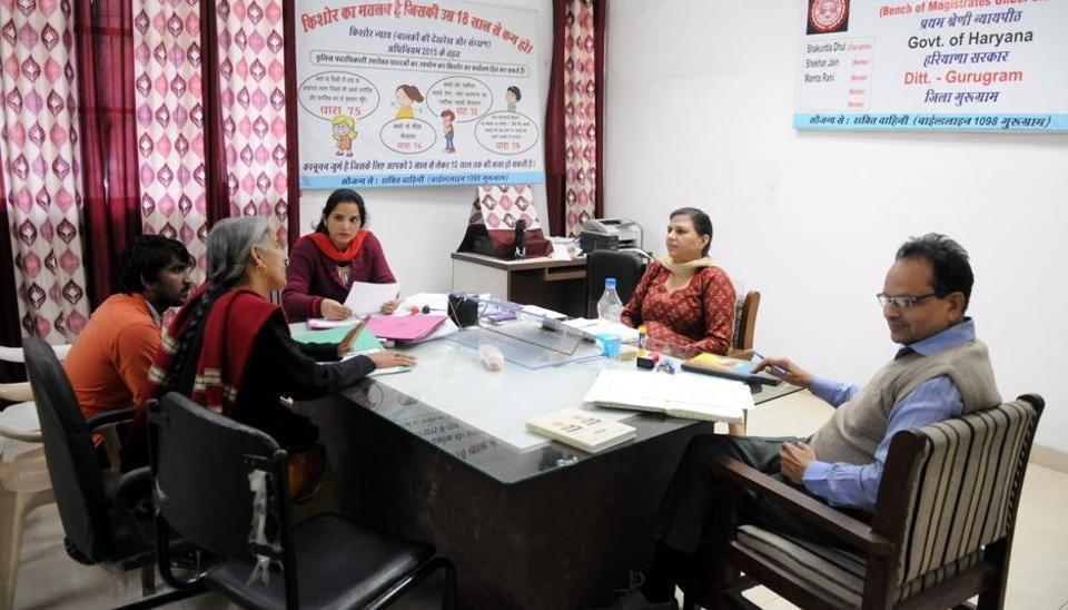Child Welfare Committee,Gurgaon CWC,Vinay Pratap Singh