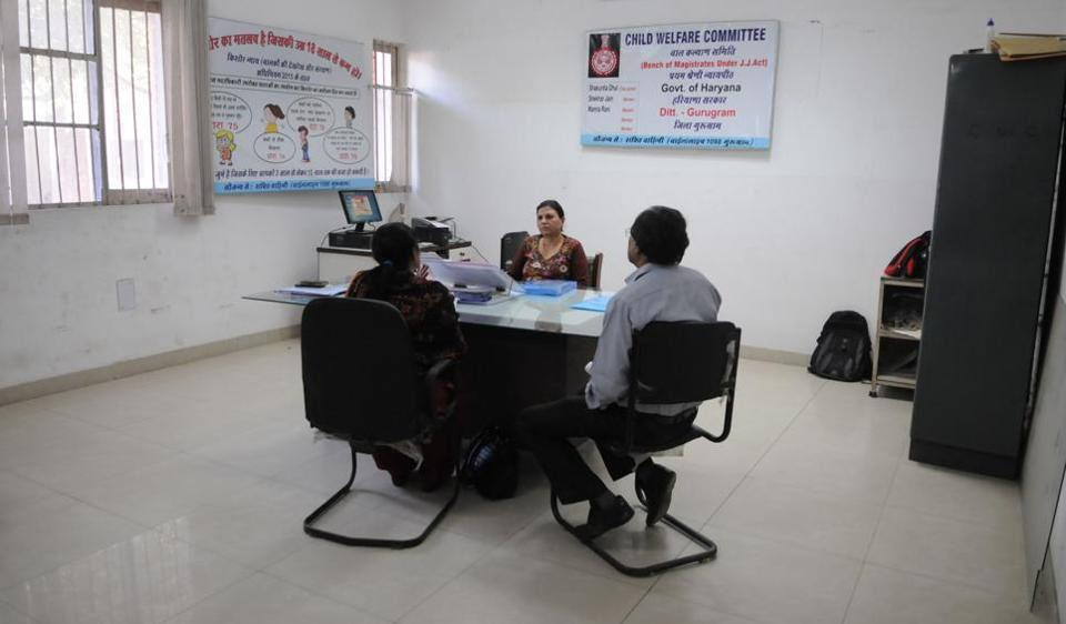 The CWC, which handles cases of 30-40 children every month, lacks proper furniture, technical equipment and support in terms of IT infrastructure and manpower.