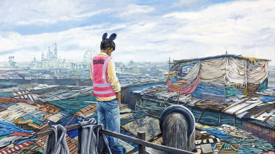 Transition Dismaland by Jeffery Gillette