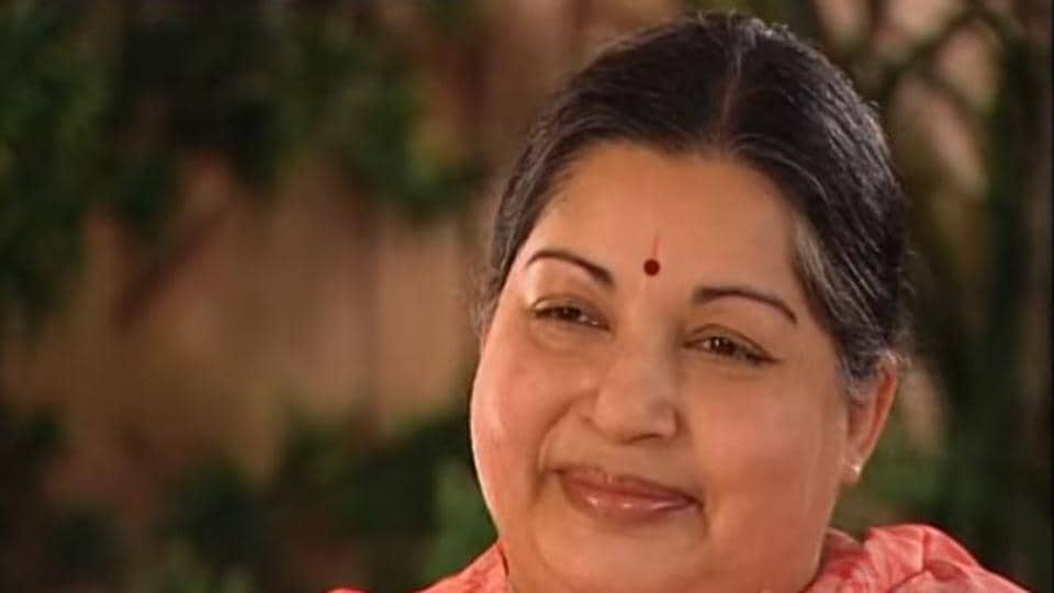 Jayalalithaa in a rare, candid interview with Simi Garewal.