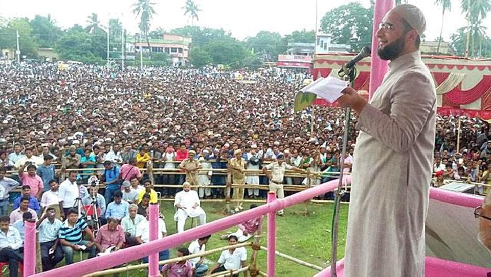 Asaduddin Owaisi's All India Majlis-e-Ittehadul Muslimeen (AIMIM) plans to take out a rath yatra from west UP ahead of 2017 assembly elections.