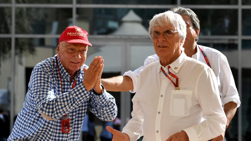F1 supremo Bernie Ecclestone said Nico Rosberg's absence from the grid is a loss to the sport.