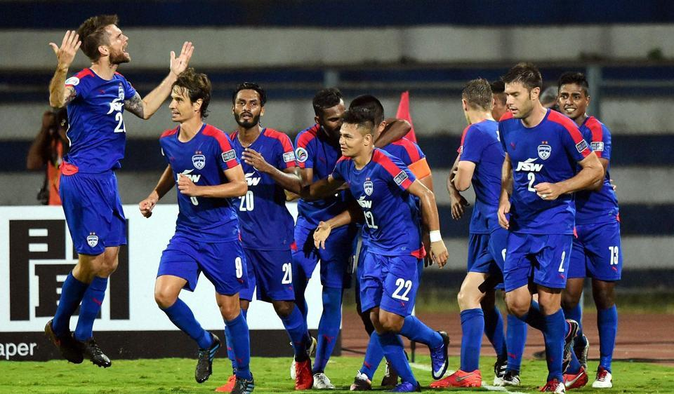 Bengaluru FC,AFC Champions League,Al Wehdat SC