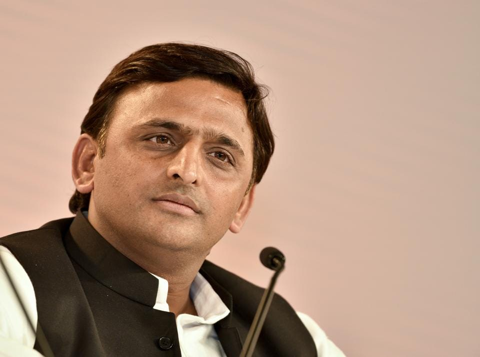 File photo of Uttar Pradesh CM Akhilesh Yadav.