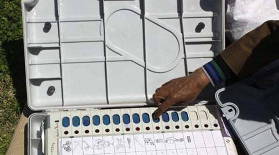 Union Cabinet,EVMs,Electronic Voting Machines