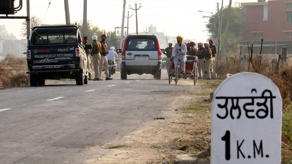 Punjab police,Radical Sikh,Sarbat Khalsa