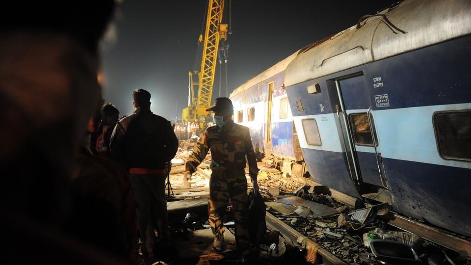 Train derailment,Indian Railways,West bengal