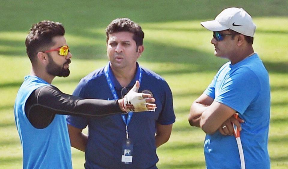 Virat Kohli,Ajinkya Rahane,India vs England